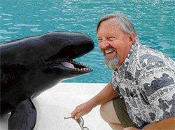 Reducing ocean noise to help sea creatures