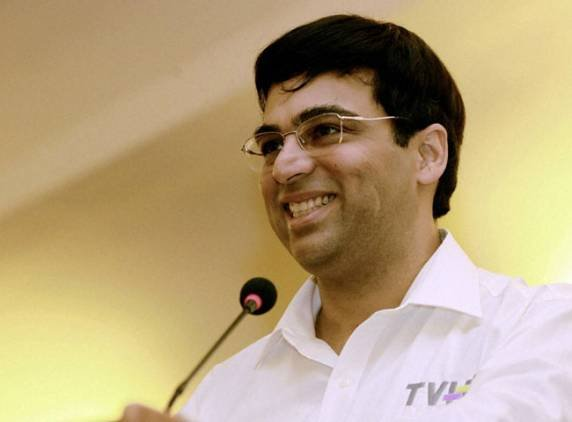 Kasparov's words affected my game in Moscow: Anand