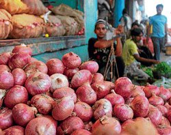 Tears over the price of onions