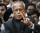 President-elect Pranab refuses comment on Guru clemency