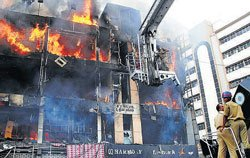 Govt frames new fire safety rules