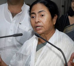 Mamata 'disappointed' with petrol price hike, demands rollback