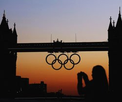 Transport woes hit London days from Games