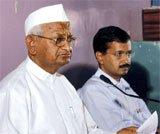 Anna to fast from tomorrow, threatens 'jail bharo' agitation