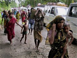 Assam violence unabated, toll 32