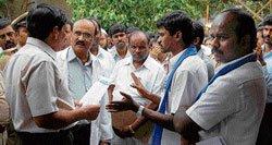 Stir against hospital sans facilities