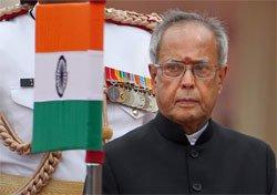 President Mukherjee on Facebook