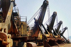 Machinery worth  crores rust in KIOCL