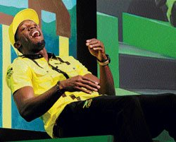 Olympics: Bolt hopes to 'continue flying'
