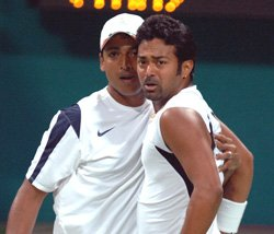 Indian tennis players seek to put behind selection acrimony