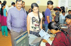 Students still not CET on online verification