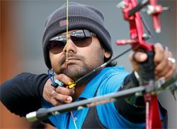 Indian men bow out of team event