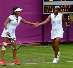 Sania-Rushmi bows out of Women's doubles event of Olympics