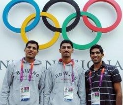 Olympics: Indian rowers Sandeep-Manjeet in repechage