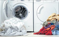 Wash less clothes to save the planet, Britons told