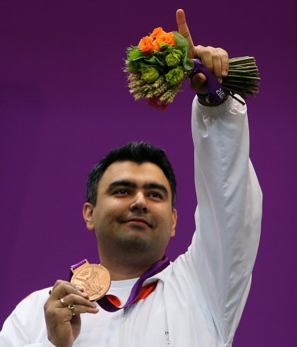 After hockey, shooting is India's most successful Olympic sport