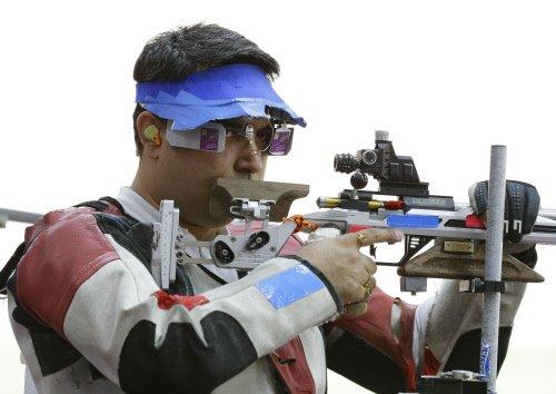 Olympic shooting: Narang, Rajput fail to qualify