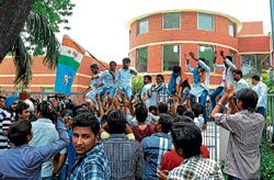 DU gears up for election 2012