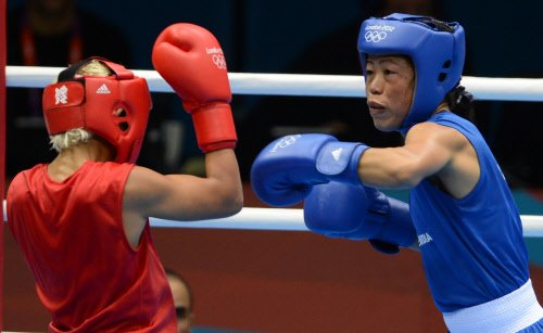 Spotlight on boxers Mary Kom and Devendro Singh