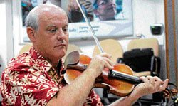 Titanic violinist's noble connect with India