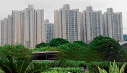 Indirapuram green belt under threat
