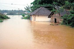 Monsoon covers more areas