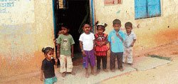 Malnutrition prevails, good food eludes kids