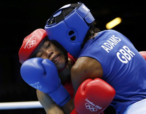 Gallant Mary settles for bronze
