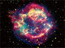 Scientists crack giant stars' birth puzzle