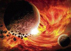 Heaps of 'dark matter' found near sun