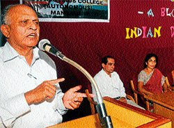 Replace State women's panel chief, says former DGP