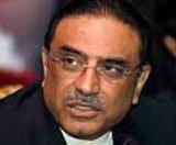Zardari forms panel to talk to Hindus