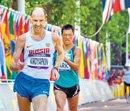 Rana finishes 36th, sets national mark