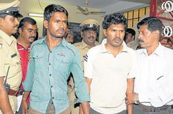 Lover boy turns techie's wife's murderer