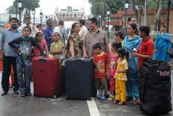 More Pakistani Hindus arrive in India, say they won't return
