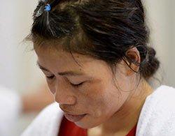 Very special to win a medal: Mary Kom