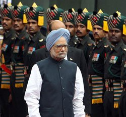 Absence of  consensus upsets PM