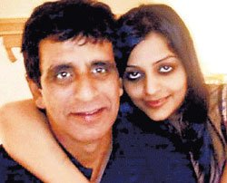 Rauf admits photos with model real, denies relationship
