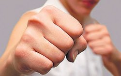 Power of a punch depends on your brain, not muscles