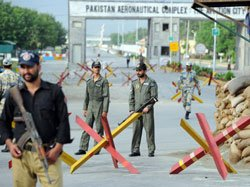 10 killed in Taliban attack on Pak Air Force base