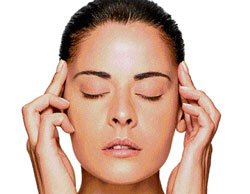 Work your facial muscles for that younger look