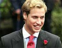 Prince William saves drowning girl
