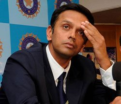 Love to see best cricketers playing both IPL and Test: Dravid
