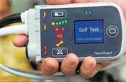First battery-powered heart pump