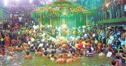 Temple to provide meals on Tulasankramana day
