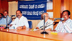 '3rd dam across Yennehole to solve water woes of Udupi town'