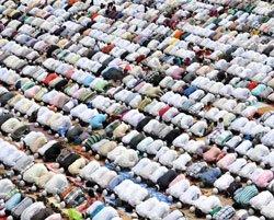 Eid celebrated in Karnataka amid tight security