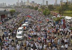 Bangladeshi infiltrators behind Mumbai violence, says Raj Thackeray