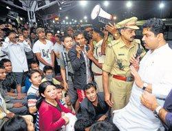 Karnataka minister to visit northeast, ask people to return