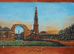 Landscaping Delhi over three centuries